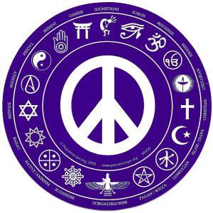 interfaith peace logo