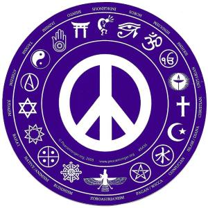 interfaith peace logo