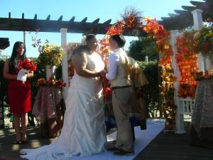 October 26, 2014. Our Wedding Day.